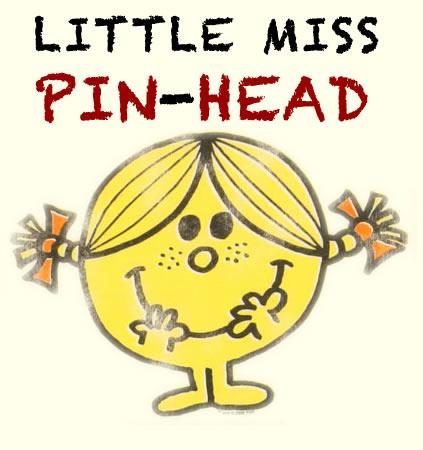 Little Miss Pinhead